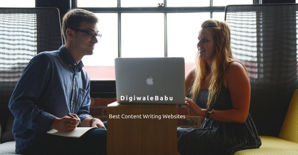 Best Content Writing Websites