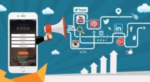 Mobile App Advertisement