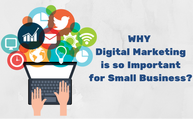 Why Digital Marketing is Crucial for Business