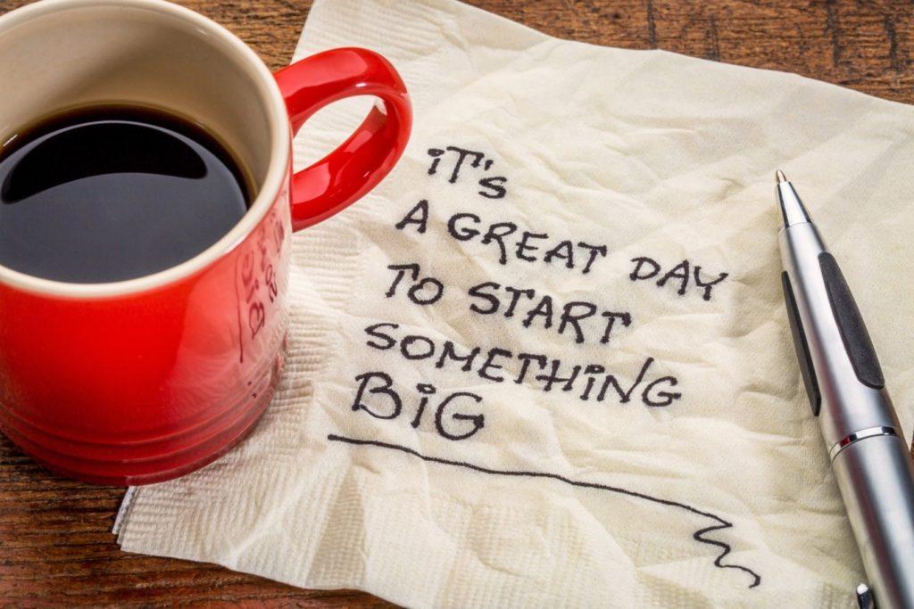 morning motivation habits
