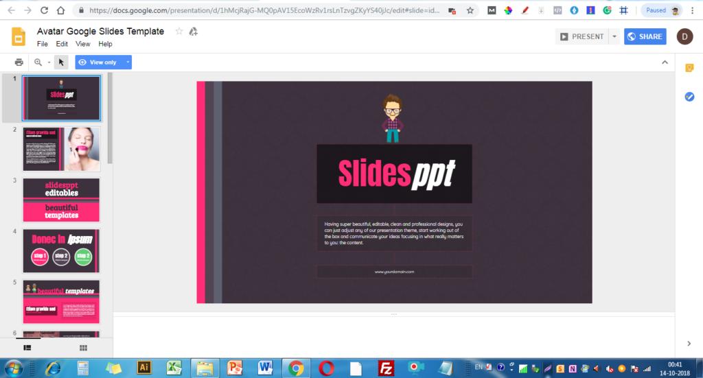 Slide Ppt