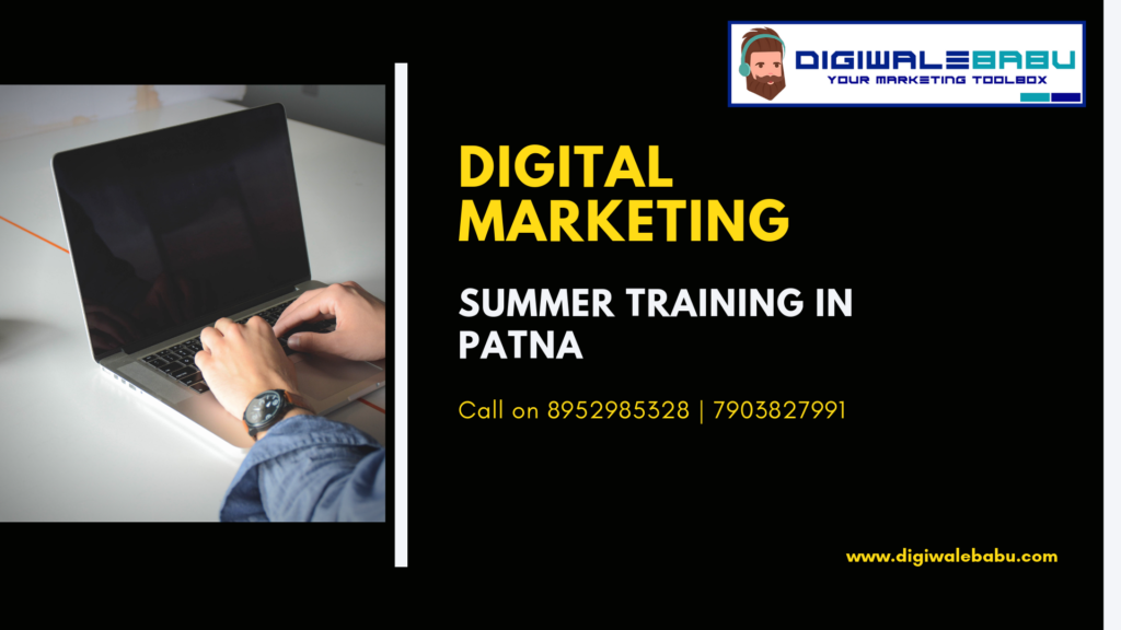 Summer training in patna