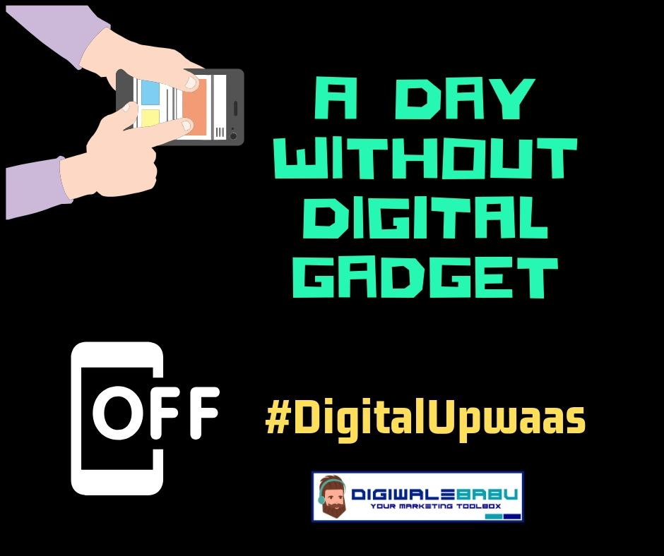A Day Without DigitalGadget
