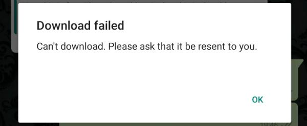 WhatsApp-download-failed